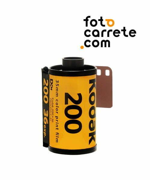carrete suelto de kodak gold 200 con el mayor descuento en tienda envios rapidos