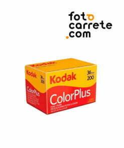 comprar kodak color plus carrete de color mas barato y mas vendido para camara de fotos analogica