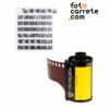 Servicio de revelado de carretes 35mm en color al mejor precio de la web con la maxima calidad y a domicilio
