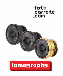 Lomography Objetivos