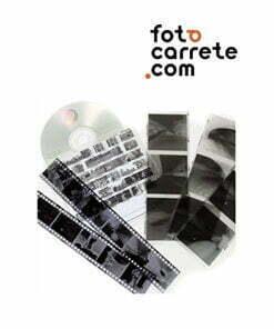 Escaner Película