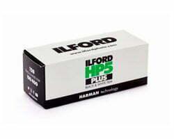 ilford hp5 400 plus 120