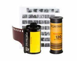 Revelado analogico de carretes 35mm 120 110 placas en color conla mayor calidad y mejor descuento