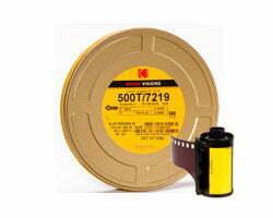 Revelado Analogico Color pelicula de cine al mejor precio en formato 35mm y 120