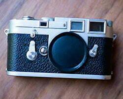 camara analogica 35mm