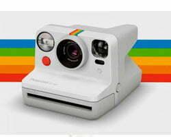 camara analogica polaroid