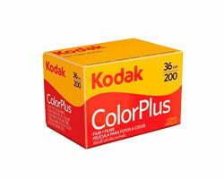 kodak color plus 200 stock
