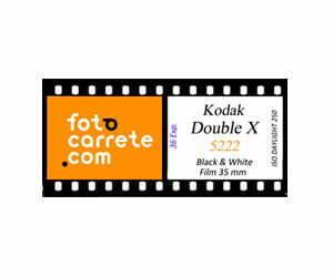 kodak double x 5222 35mm