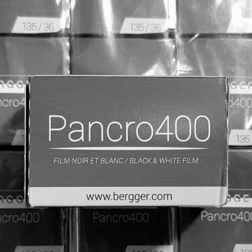 comprar berger pancro 400 en tienda online de fotografia analogica al mejor precio con unos descuentos increibles