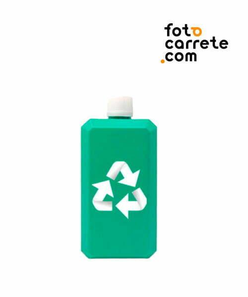 boteela verde almacenamiento quimica de 1 litro
